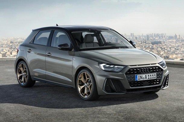Audi выпустила новый хэтчбек