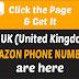 Amazon Phone Number UK (United Kingdom) | All  UK (United Kingdom) Amazon Phone Number are Here