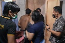 20 Menit Wik Wik di Kosan, Pria berSutra di Lombok Utara Diamankan
