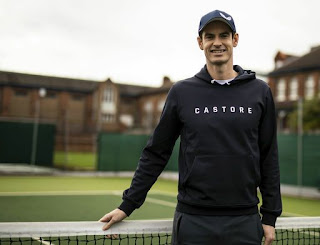 Andy Murray hopes to play again