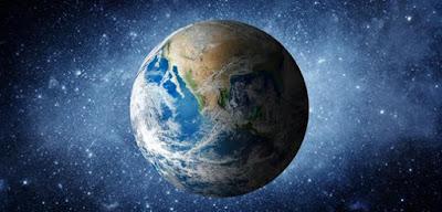 Planeta azul y geologia