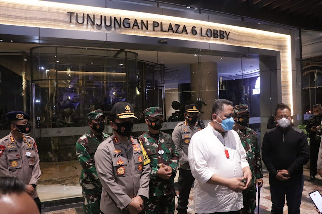 PPKM Surabaya