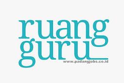 Lowongan Kerja Bukittinggi PT. Ruang Raya Indonesia Mei 2019