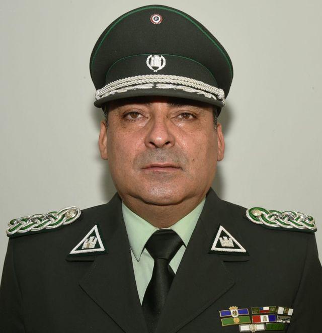 Coronel Pedro Ferrada Quintana
