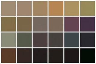 Нейтральные цвета базового гардероба