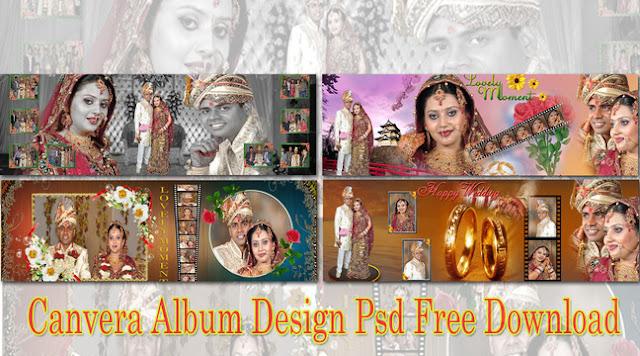 Canvera Album Design