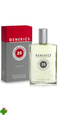 GENERICS EAU DE PARFUM 35 Ambery Spicy 100ML
