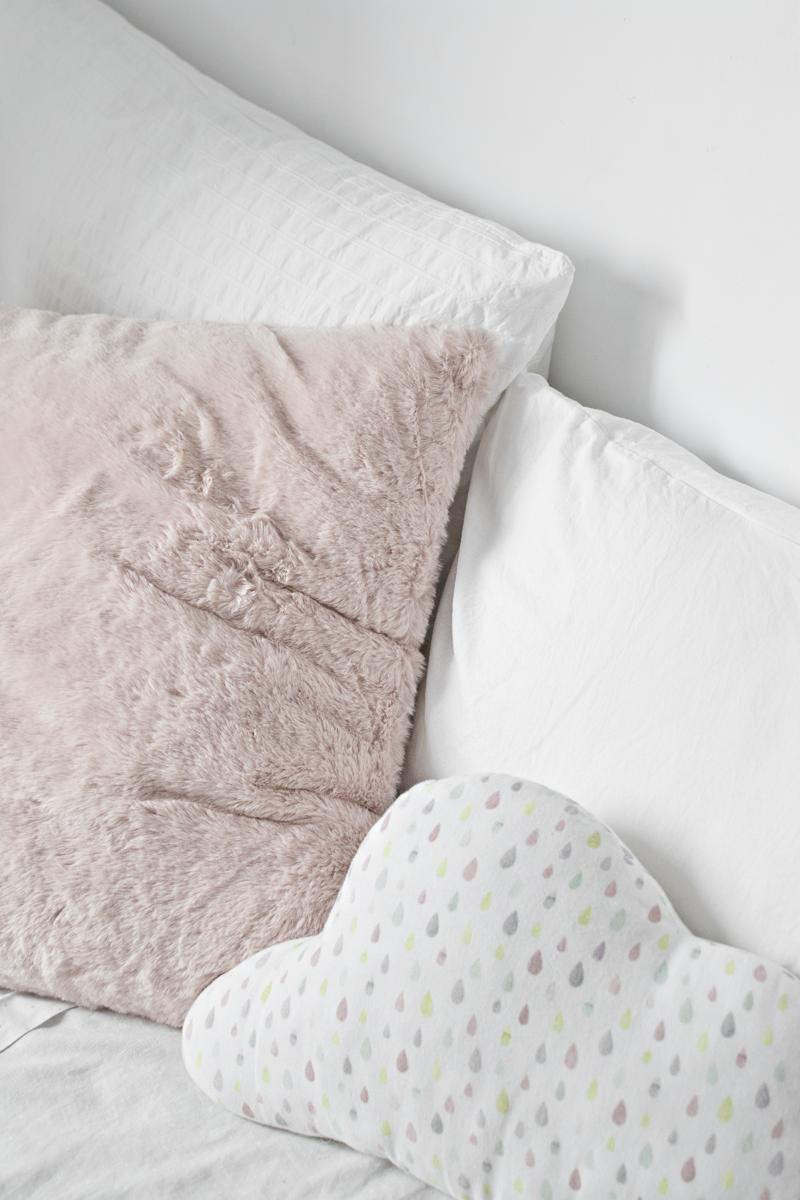 Cómo decorar con telas estamapadas / How to decorate with patterned fabrics