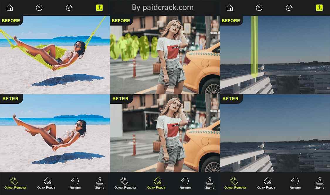Photo Retouch - AI Remove Objects Pro Mod Apk