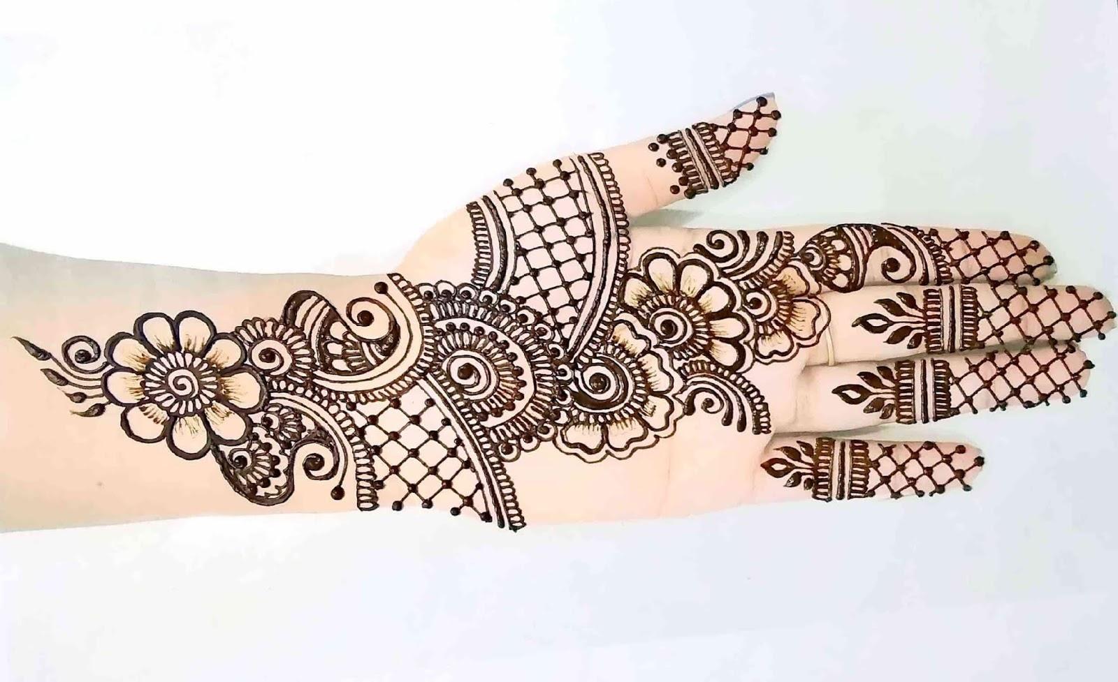 Eid special Mehndi Design 2020