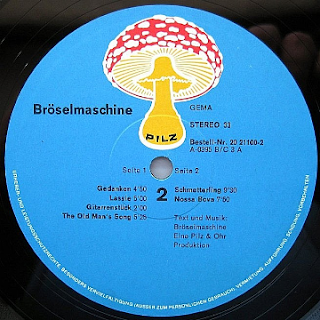 [The 60's-70's Vault] The Undergound German Rock Labels