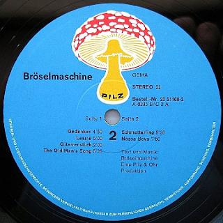 broselmachine