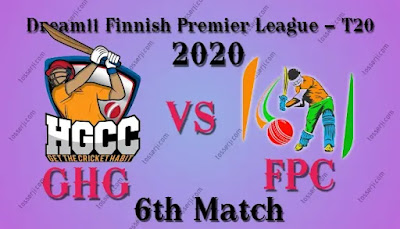 Who will win GHG vs FPC 6th T20I Match | FPC vs GHG Dream11 team prediction | FPL 2020
