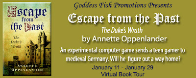 ESCAPE FROM THE PAST: THE DUKE'S WRATH by Annette Oppenlander
