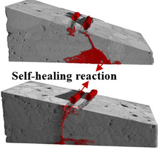 How to Improve Autogenous Healing in Concrete?