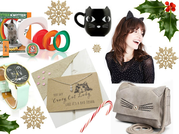 Gift ideas for Cat People