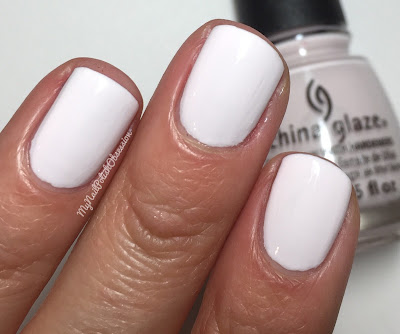 China Glaze House Of Colour, Spring 2016; Let's Chalk About It