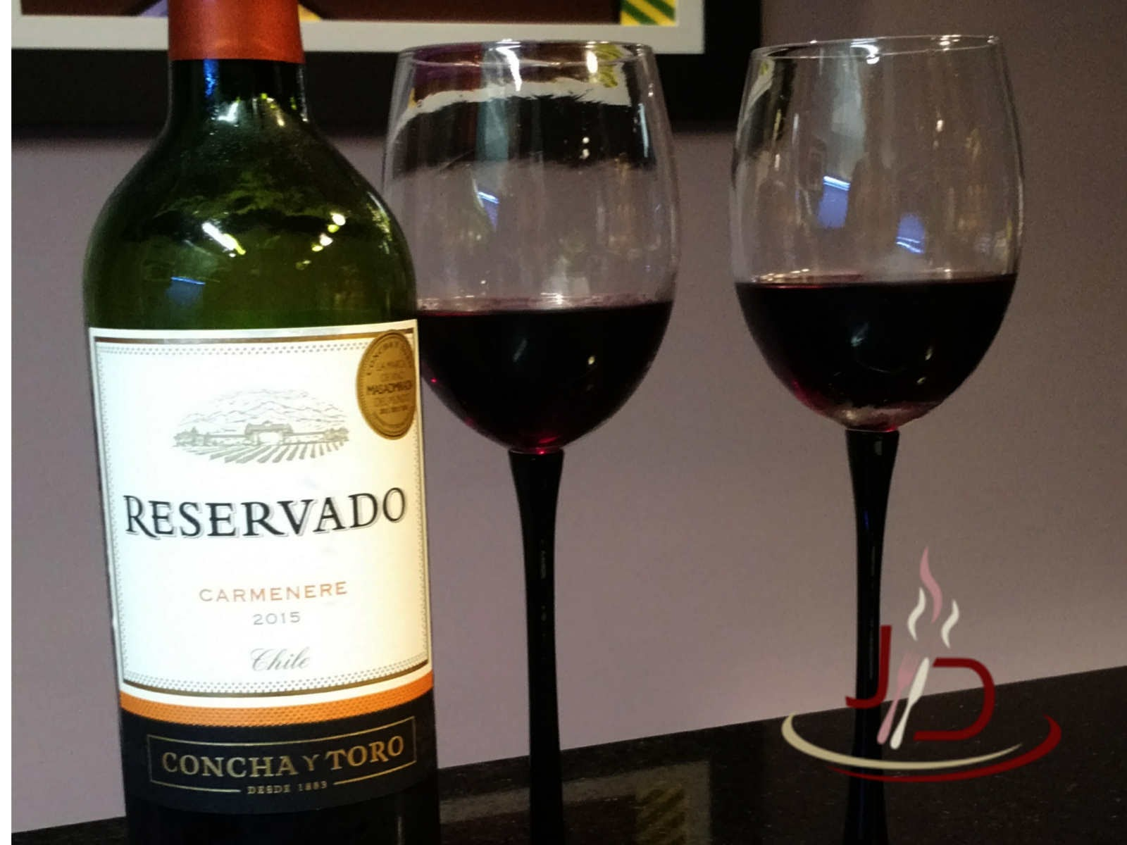 foto vinho concha y toro