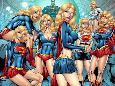 Women Superheroes List