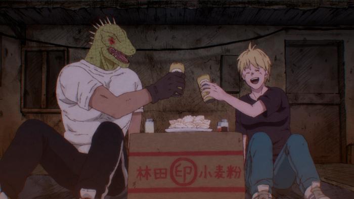 Dorohedoro anime OVA