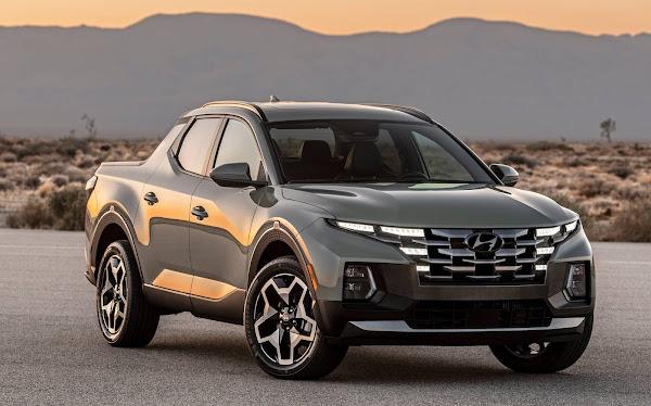 Hyundai Santa Cruz: picape média revelada oficialmente - fotos e detalhes