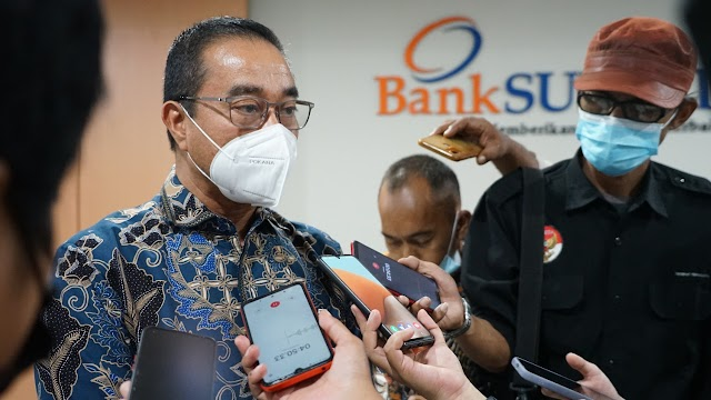 Rahmat Fadillah Pohan Ditetapkan Sebagai Dirut PT Bank Sumut