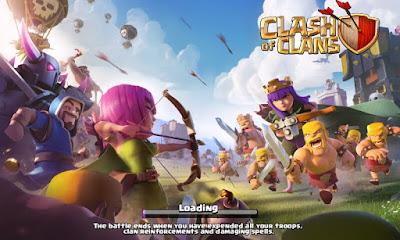 Download Clash of Clans v8.332.9 MOD APK Terbaru Mei 2016