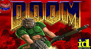 Doom video game by id Software