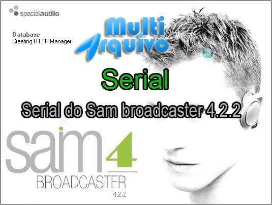 Sam Broadcaster 4.9 1 Serial Key