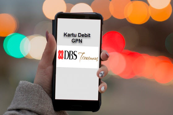 kartu debit GPN DBS bank