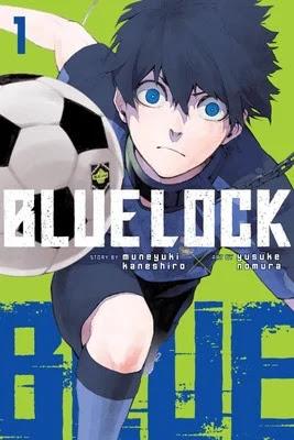 Adaptasi Anime Blue Lock Soccer oleh 8bit