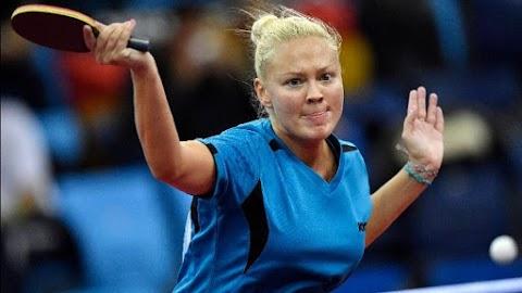 Asztalitenisz csapat Eb - Újabb győzelmükkel negyeddöntőben a nők