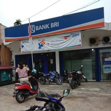 Foto Kantor cabang unit Bank BRI