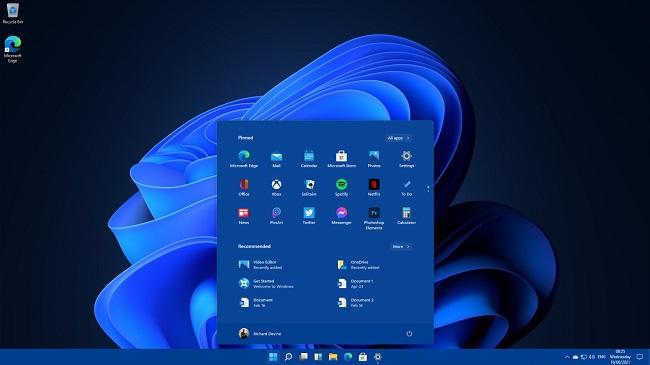 كيفية مشاهدة حدث ميكروسوفت ويندوز Microsoft Windows 11 اليوم