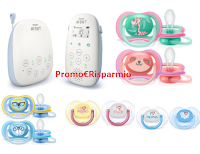 Logo Philips : diventa tester 5 prodotti Philips Avent (Baby Monitor e Ciucci)