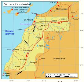 Sahara, 40 años de la proclamación de la República Arabe Saharaui Democrática