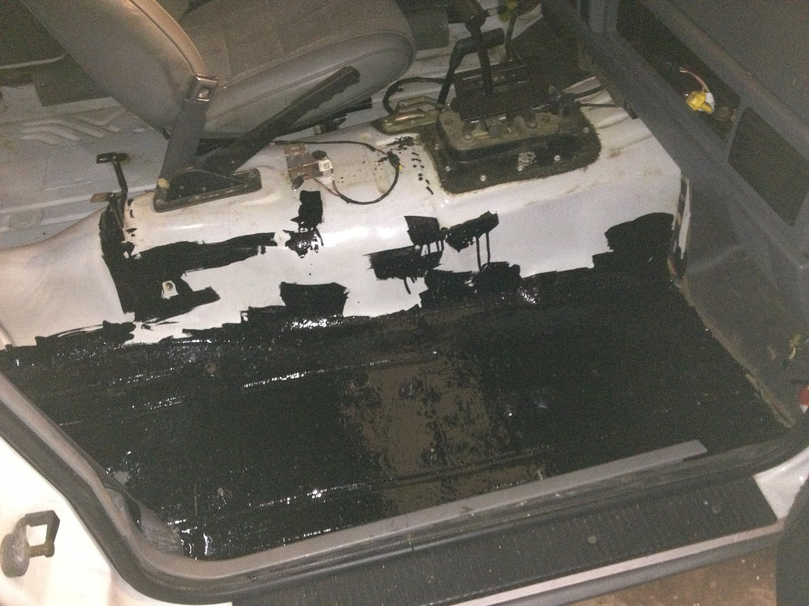 Morrison S Garage Jeep Cherokee Xj Rusty Floors