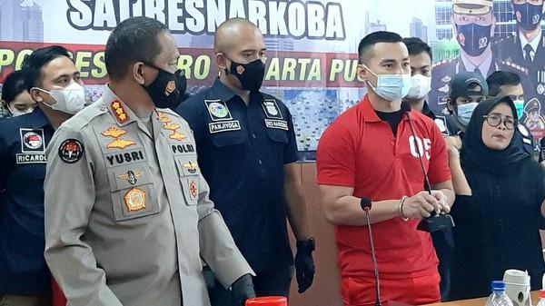Agung Saga Ditangkap Lagi, Sabu 0,16 Gram Sisa Pakai Disita Polisi