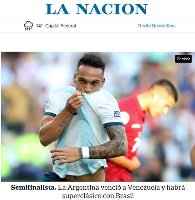 """Brazil gọi, Argentina trả lời: Báo nhà """"hù dọa"""" đối thủ, dấu hỏi Messi 3"""