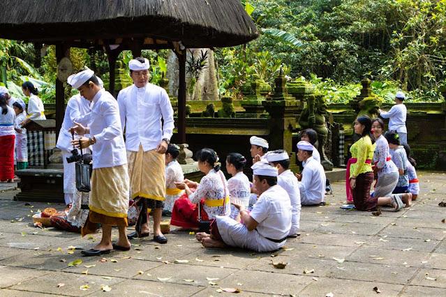 Tempio di Pura Luhur Batukaru-Bali