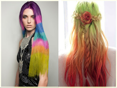 Vivid Summer Hair Color - 18 Best Hair Color Trend 2016