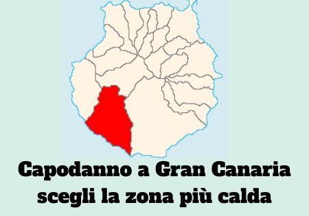 capodanno a Gran Canaria