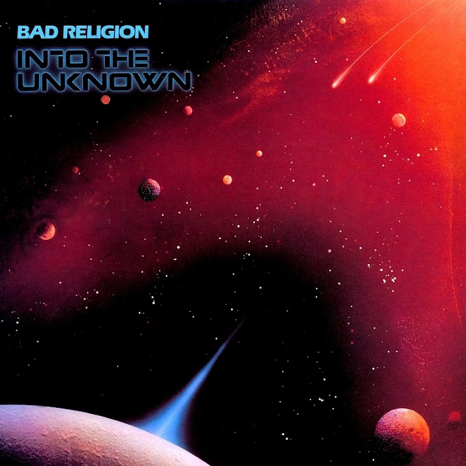 """Bad Religion's """"Into The Unknown"""" turns 37 years old"""