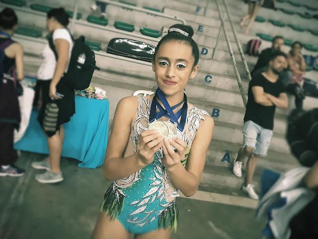 Após grandes feitos em 2019, ginasta Ana Clara se prepara para 2020