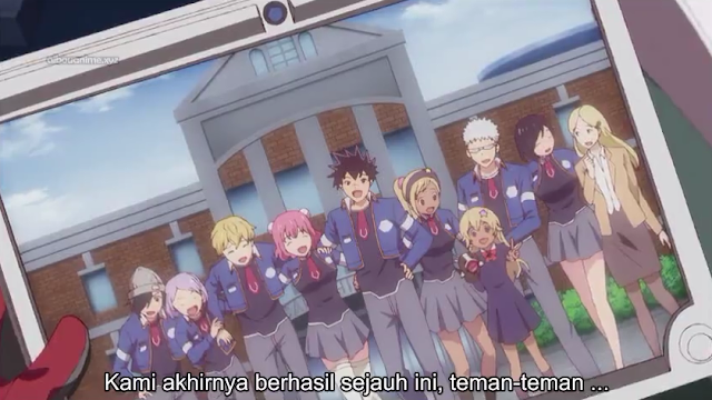 Kanata no Astra Episode 12 (END) Subtitle Indonesia