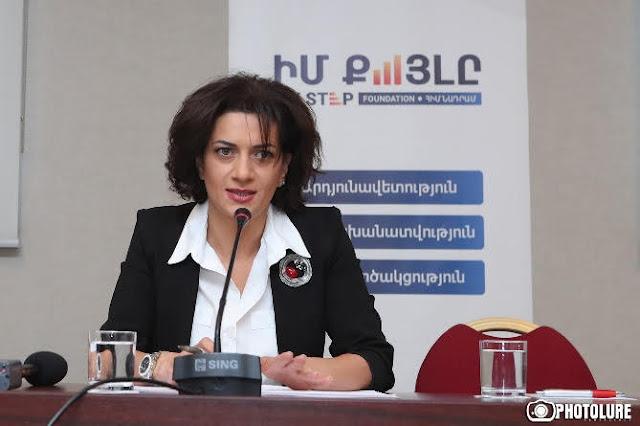 Hakobyan invitó a Aliyeva a escuchar mugam en Karabaj