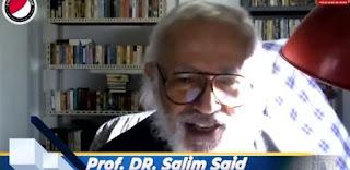 Prof.Dr. Salim Said: PKI Itu Pandai Betul Menyusup