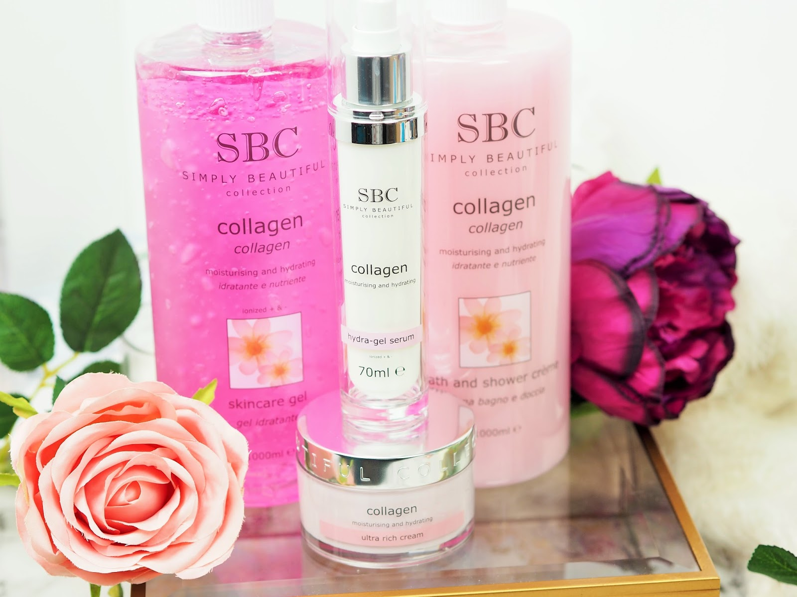 The Collagen Collection - SBC