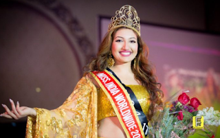 Shree Saini wins Miss India Worldwide, 2018