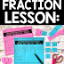 My Favorite Fraction Lesson: Decomposing Fractions